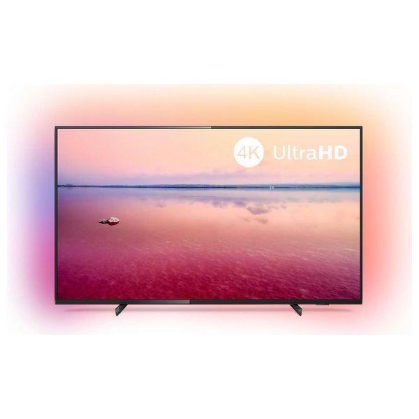 "Smart TV Philips 43PUS6704 43"" 4K Ultra HD LED WiFi Nero"