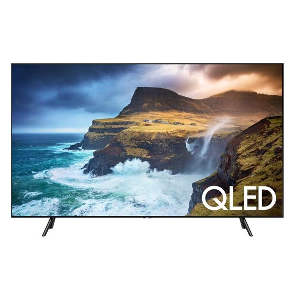 "Smart TV Samsung QE55Q70R 55"" 4K Ultra HD QLED WiFi Nero"
