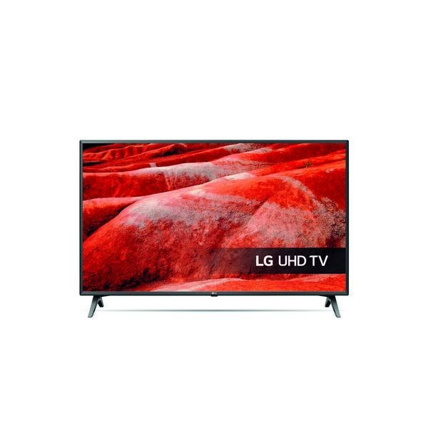 "Smart TV LG 50UM7500 50"" 4K Ultra HD LED WiFi Nero"