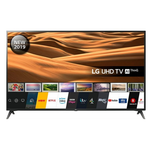 "Smart TV LG 60UM7100 60"" 4K Ultra HD LED WiFi Nero"