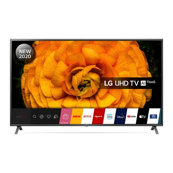 "Smart TV LG 75UN85006 75"" 4K Ultra HD LED WiFi AI ThinQ Nero"