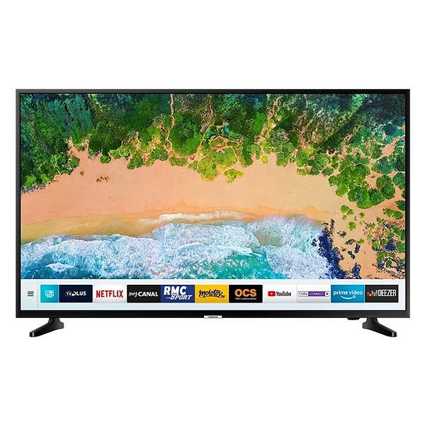 "Smart TV Samsung UE55NU7026 55"" 4K Ultra HD LED WiFi Purcolor Nero"