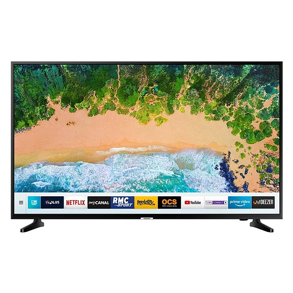 "Smart TV Samsung UE65NU7025 65"" 4K Ultra HD LED WiFi HDR10+ Nero"