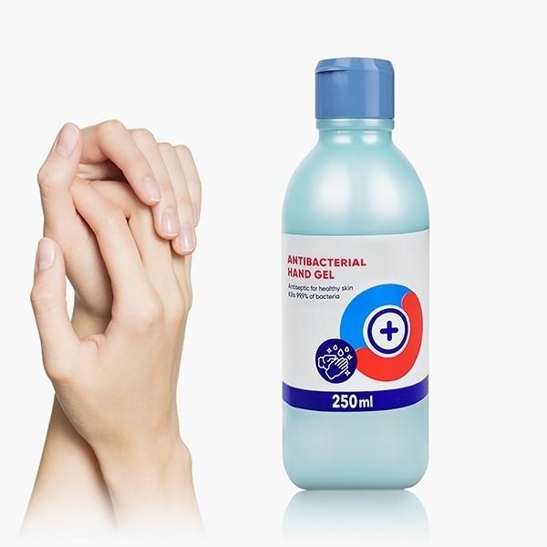 Gel Mani Disinfettante 250 ml Igienizzante Antibatterico