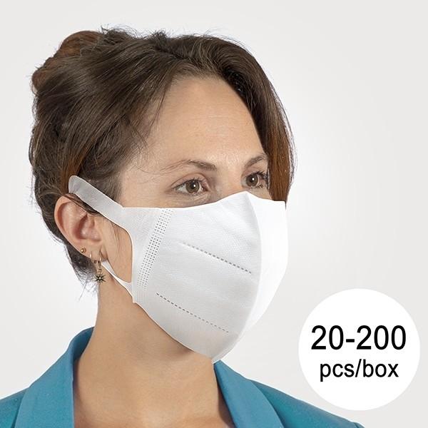 Mascherina di Protezione Respiratoria Pacco da 200 pz