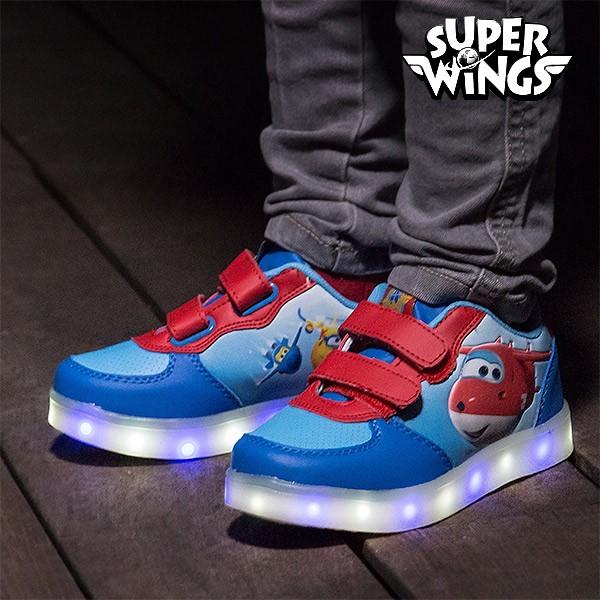 Scarpe Sportive con LED Super Wings 30
