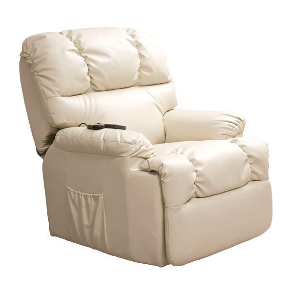 Poltrona Relax Alzapersona con Massaggio Cecorelax 6012