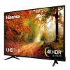 "Smart TV Hisense 55A6140 55"" 4K Ultra HD LED Nero"