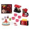 Set da Cucina Pastel Rosso 118699
