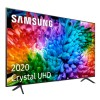"Smart TV Samsung UE43TU7105 43"" 4K Ultra HD LED WiFi Grigio"