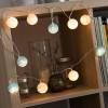 Ghirlanda LED Mini Sfere (10 LED)